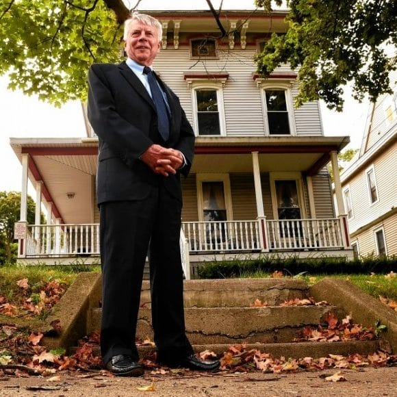 Housing Visions CEO Kenyon Craig steps down after 27 years; fixed up homes in 15 cities