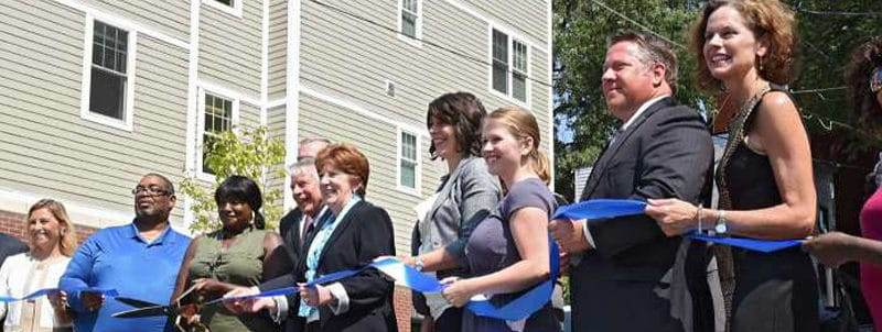 New, affordable housing opens doors in Albany