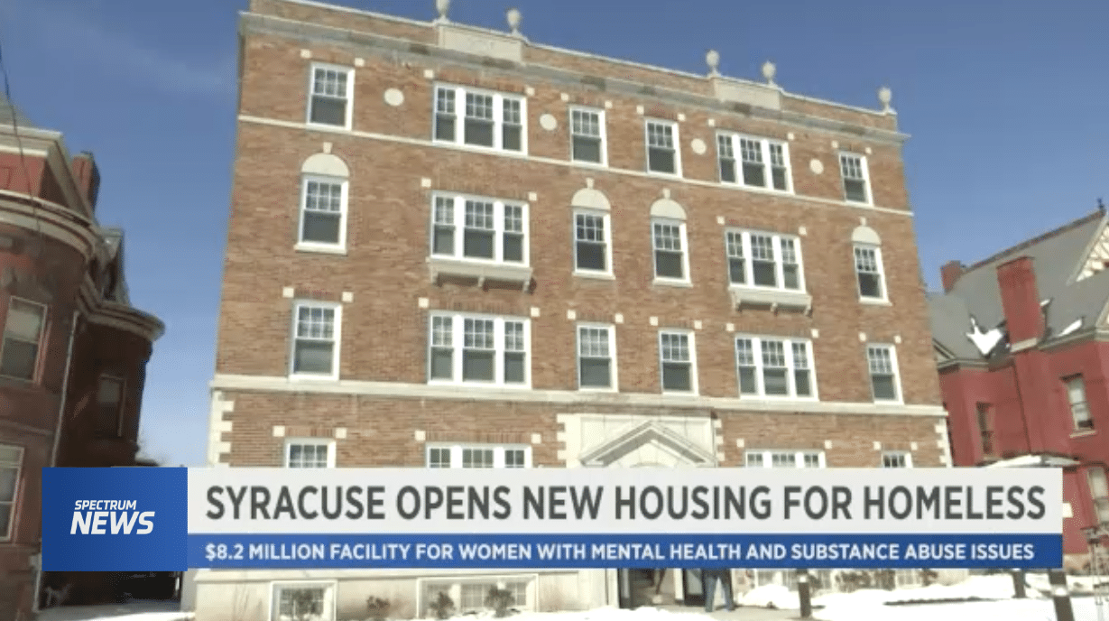 Salvation Army, Housing Visions Open Facility to Help Homeless Women