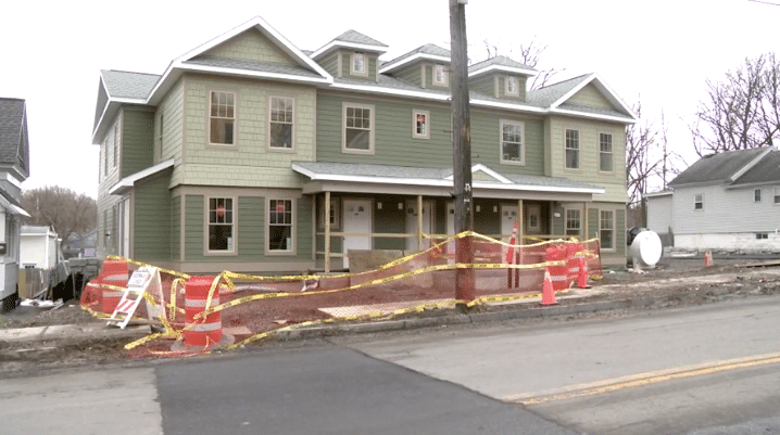 Despite demolitions, a big housing expansion also underway on Syracuse's North Side